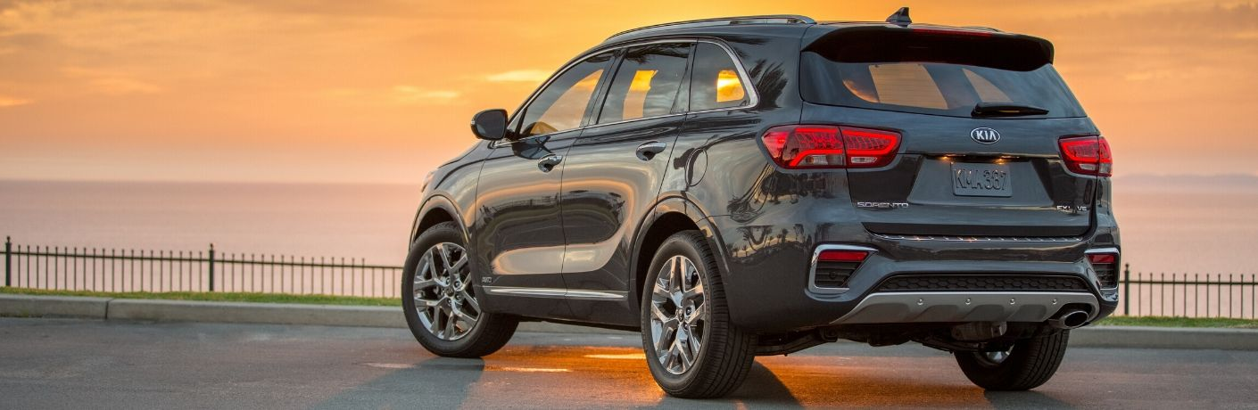 What Trim Levels Does the 2020 Kia Sorento Come In?