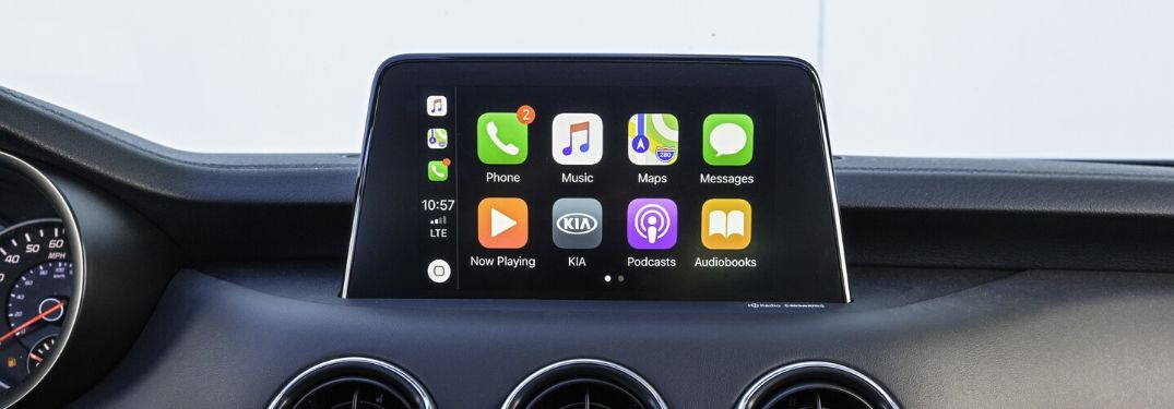 How Do You Set Up Apple CarPlay and Android Auto on a 2020 Kia?