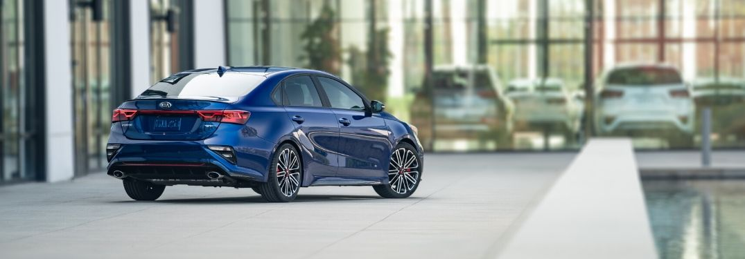 Take an Up-Close Look at the 2020 Kia Forte GT!