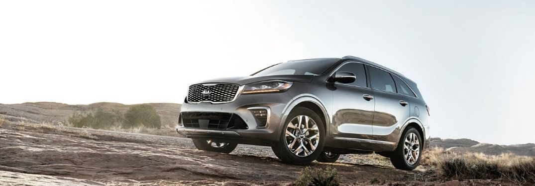 Stay Entertained in the 2020 Kia Sorento!