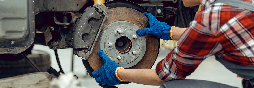 How can you tell when brakes should be replaced?