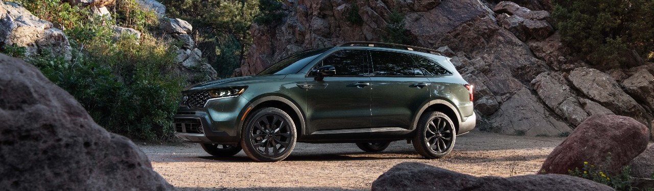 Learn about 2021 Kia Sorento and its dominant performance capabilities