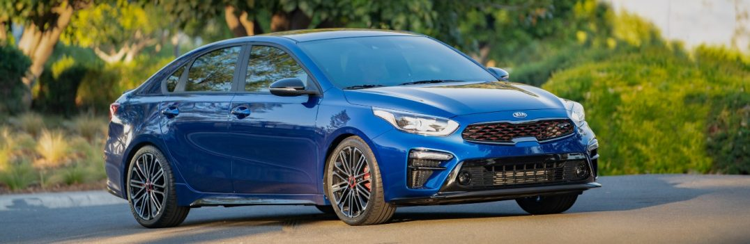 Learn about the trim level options for the 2021 Kia Forte!