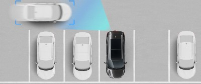 2020 Kia Sorento Kia Drive Wise Rear Cross-Traffic Collision Avoidance