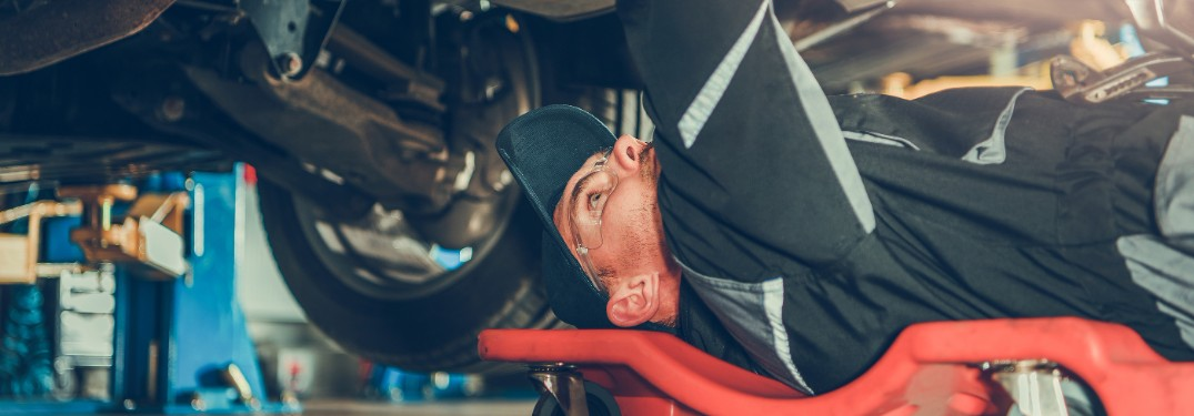 Learn how to identify problems with your vehicle's exhaust