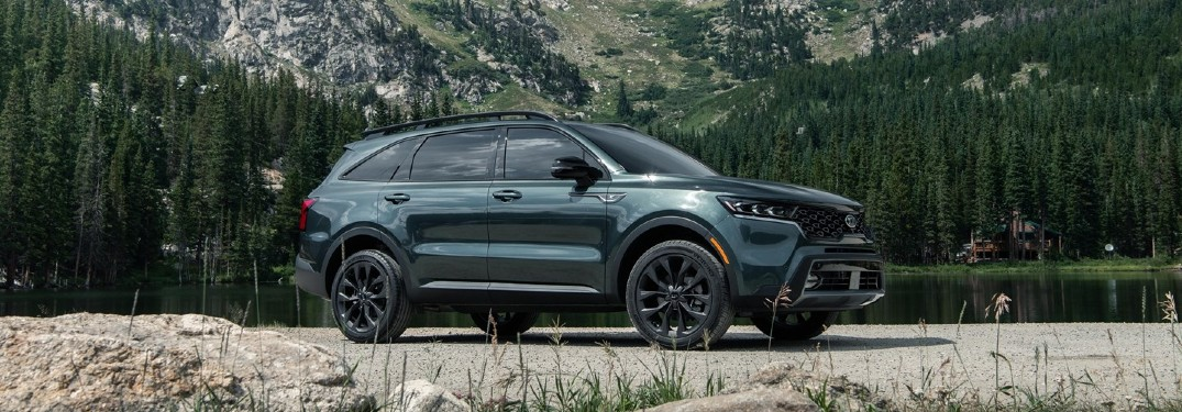 Which 2021 Kia SUVs are best for off-road driving?