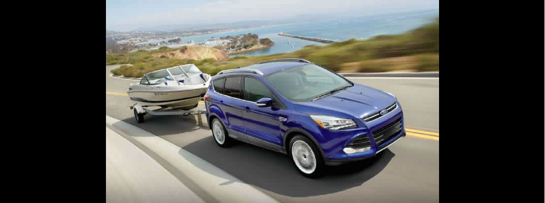 Ford Kuga Towing Capacity >> 2015 Ford Escape Towing Capacity