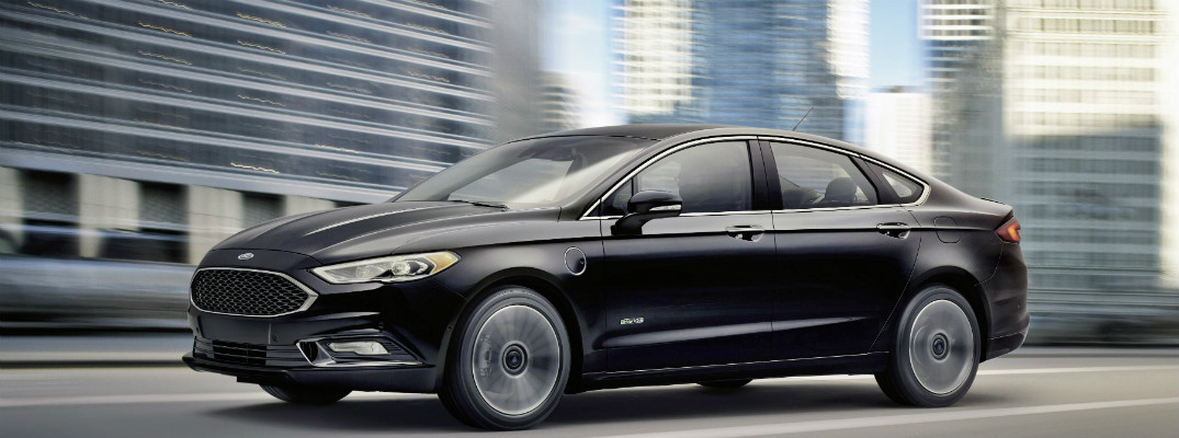 How Far Can The 2017 Ford Fusion Drive On One Tank Of Gas