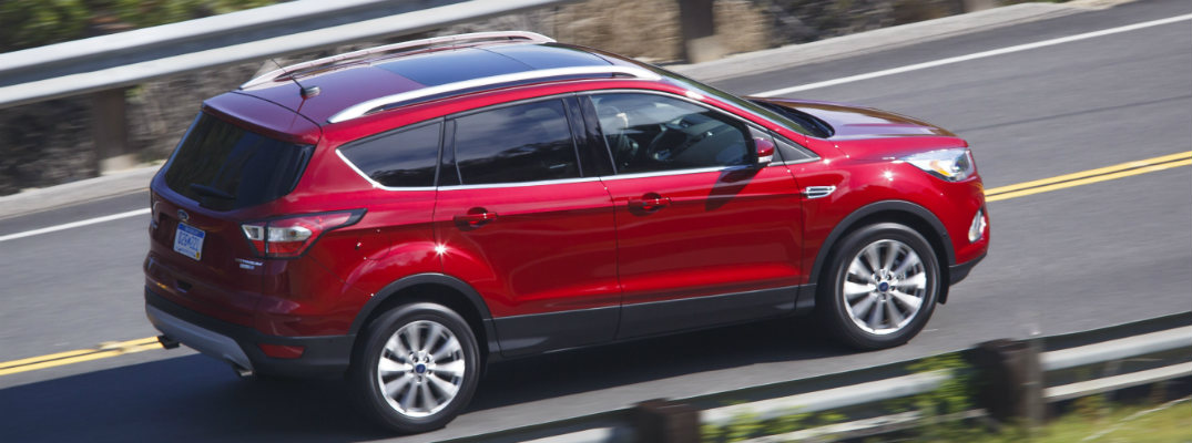 for the 2017 Ford Escape in Fond du Lac