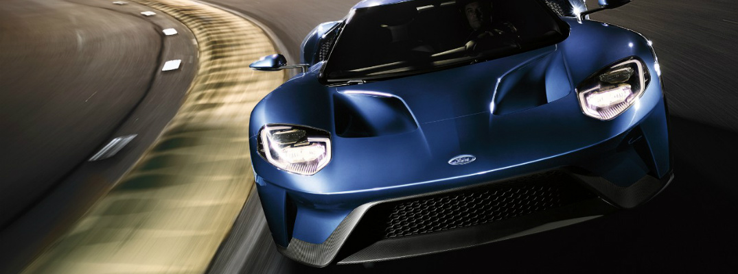 What Is the Top Speed of the New 2017 Ford GT? & Holiday Ford - Page 3 of 35 - Official Blog markmcfarlin.com