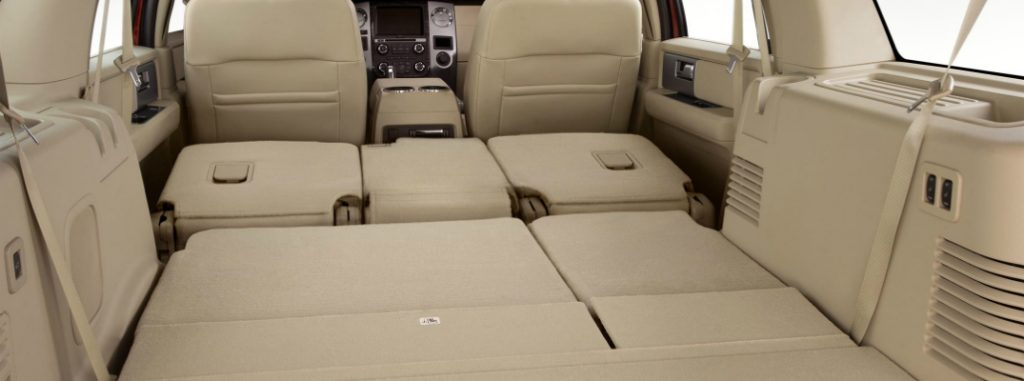 how to fold or adjust 2nd and 3rd row seats in your ford. Black Bedroom Furniture Sets. Home Design Ideas