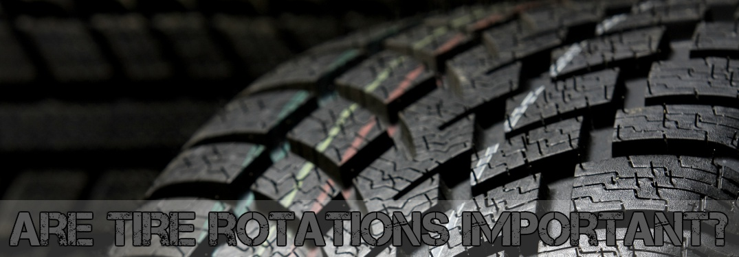 Importance of rotating your tires