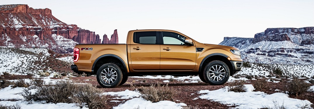 New Ford Ranger Pictures - Auto Express