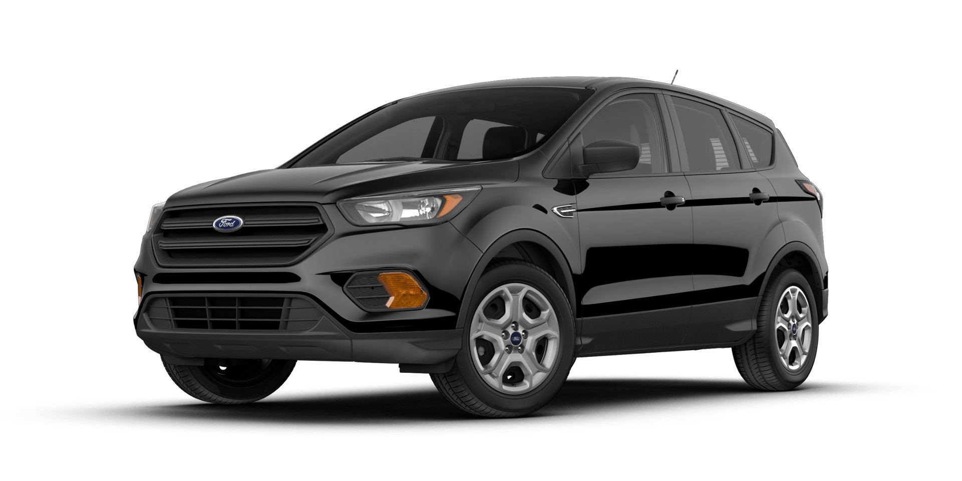 ford escape 2018 colors. 2018 ford escape shadow black side view colors n