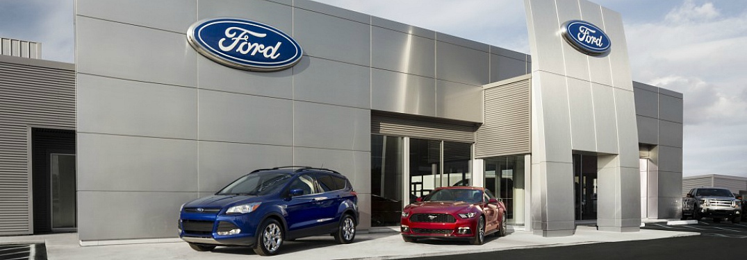 Are you required to get Ford service at a specific dealer?