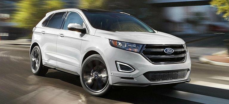Ford Edge Towing Capacity >> 2018 Ford Edge Towing Capacity