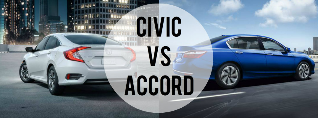 2016 Honda Civic vs 2016 Honda Accord_o