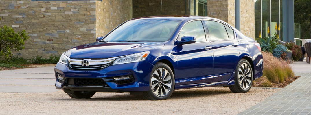 2017 honda accord hybrid changes features and fuel economy. Black Bedroom Furniture Sets. Home Design Ideas