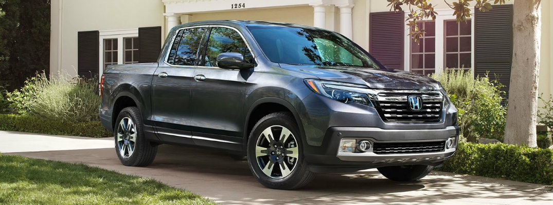 Safety Features In The 2017 Honda Ridgeline