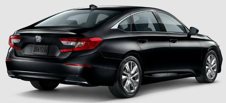 2018 Honda Accord Crystal Black Pearl