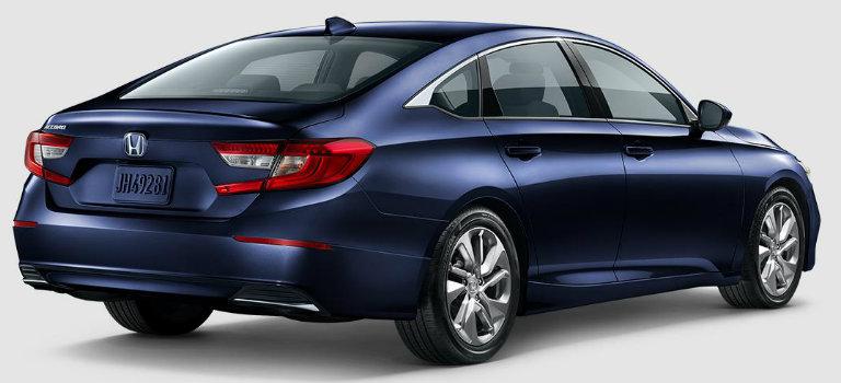 2018 Honda Accord Obsidian Blue Pearl