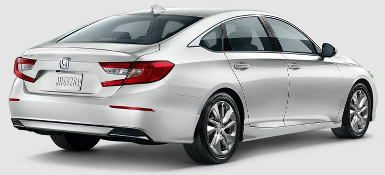 2018 Honda Accord Platinum White Pearl