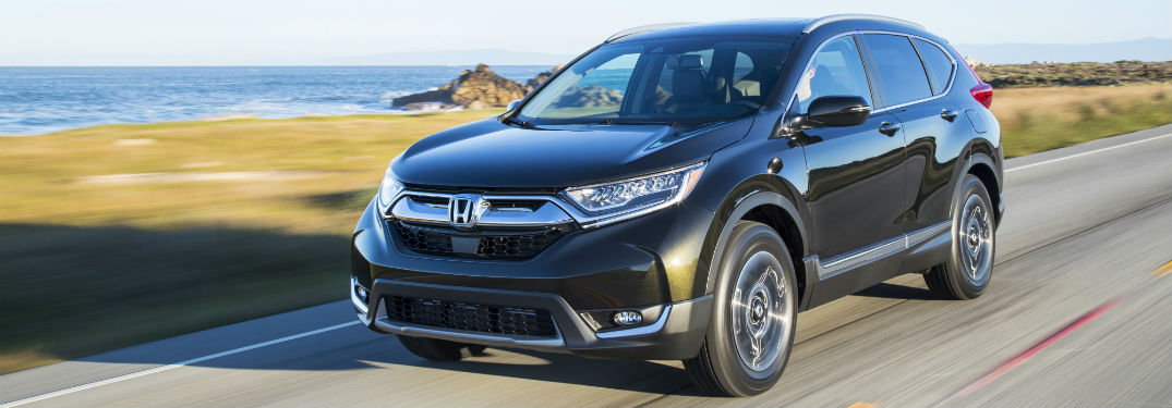 How Far Can the 2018 Honda CR-V Go Before Filling Up?