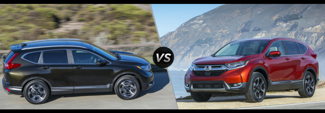 What are the Differences Between the 2018 Honda CR-V EX and EX-L Trims?