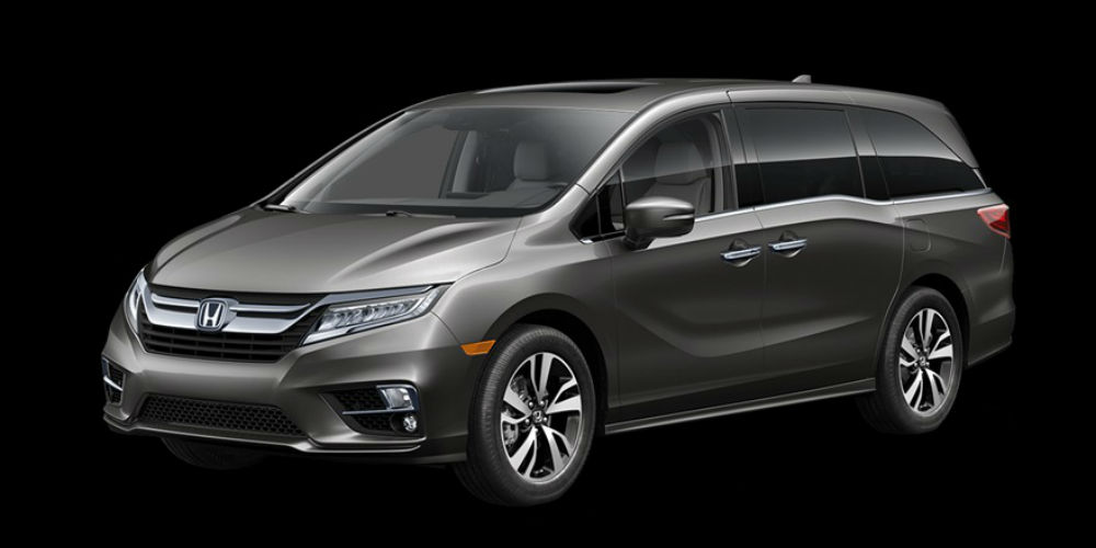 How Many Color Choices are There for the 2019 Honda Odyssey?