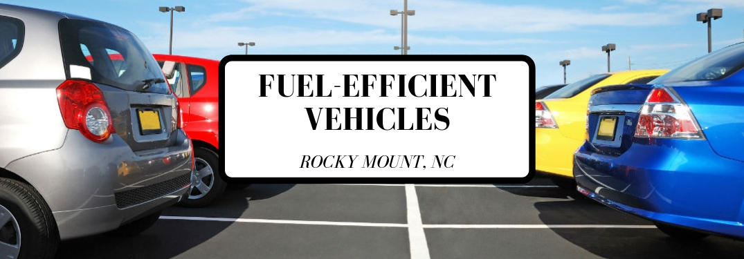 It's Easy Finding a Fuel-Efficient Vehicle at Davenport Honda