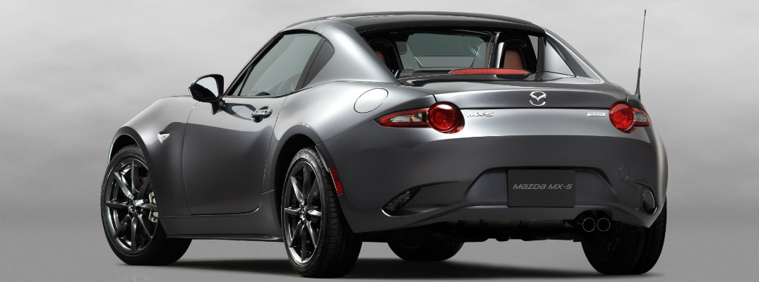 mazda mx-5 miata rf rear buttress design features