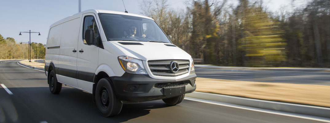 2017 mercedes benz sprinter redesign for Mercedes benz sprinter service