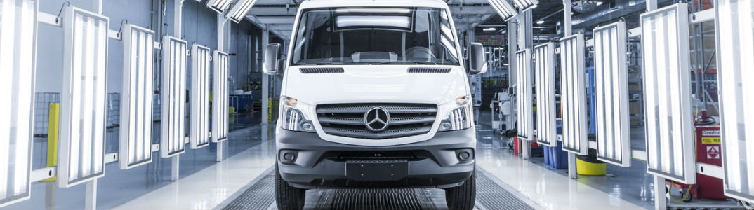 Mercedes-Benz Sprinter Grille