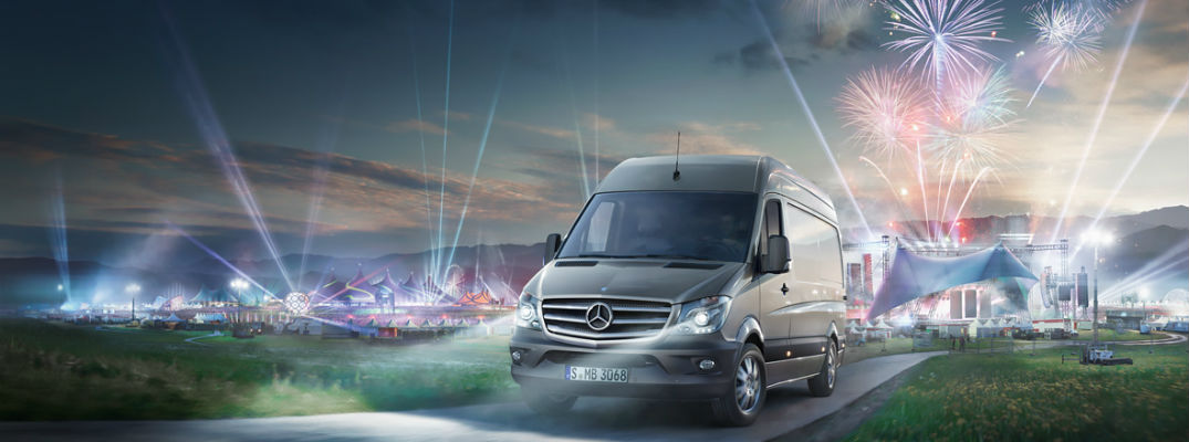 2017 Mercedes-Benz Sprinter Premium