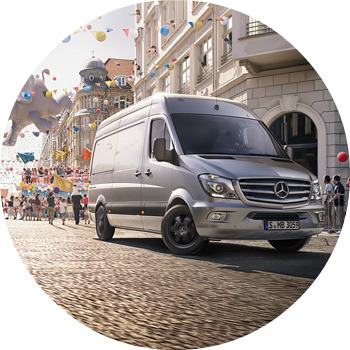 2017 mercedes benz sprinter premium at parade o mercedes