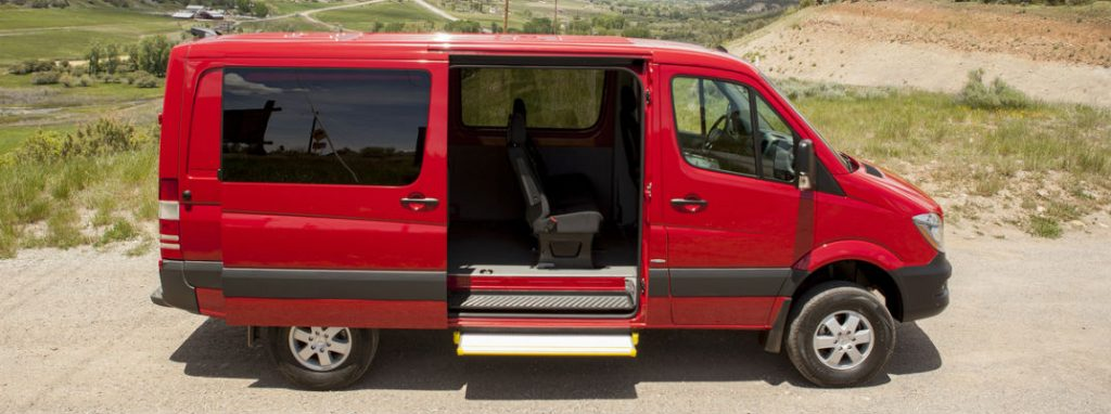 How to remove rear seat in mercedes benz sprinter crew van for Mercedes benz sprinter seats