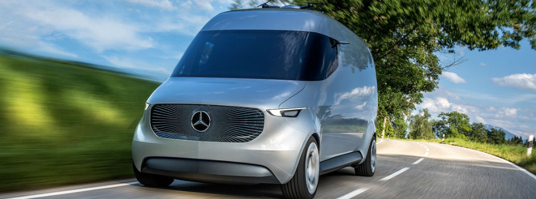 best videos of mercedes benz vision van