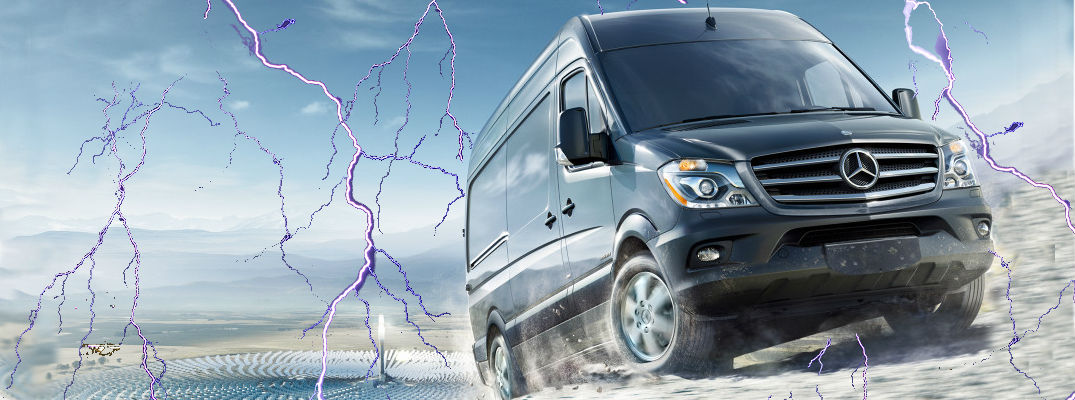 Is An Electric Van In Your Future?