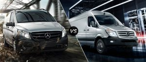 2016 Mercedes-Benz Metris vs. 2016 Mercedes-Benz Sprinter