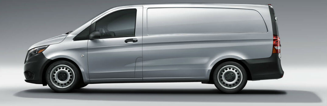 History of Mercedes-Benz Vans