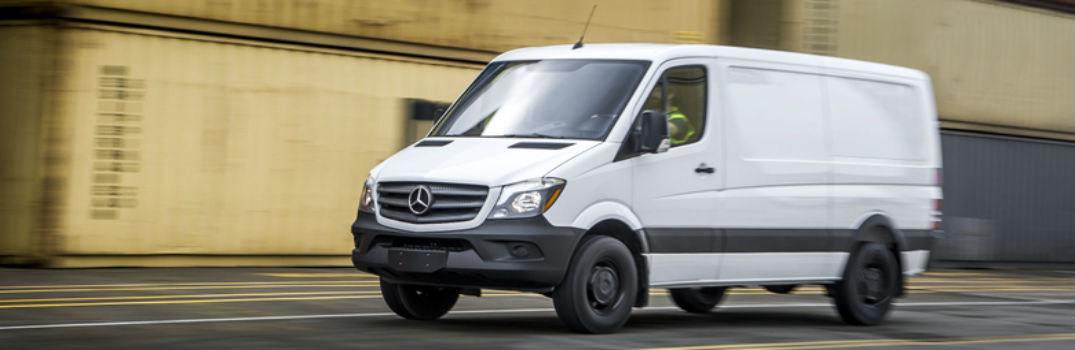 Benefits of a Pre-Owned Mercedes-Benz Van