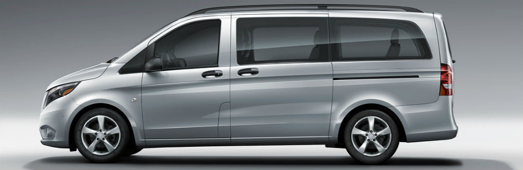 Mercedes-Benz Metris Passenger Van Color Options