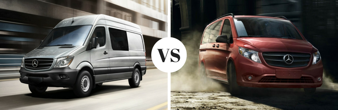 How does a crew van compare to a passenger van?