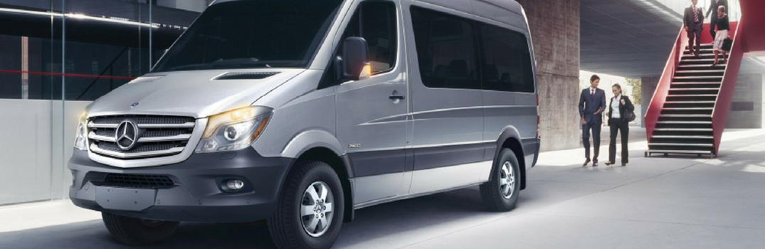 How powerful is the Mercedes-Benz Sprinter Passenger Van?