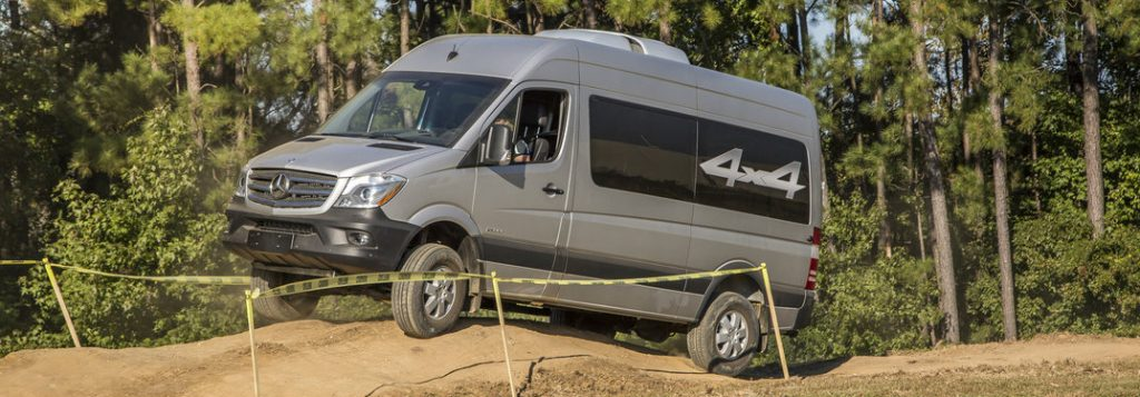 Is The Mercedes Benz Sprinter Available As A 4x4