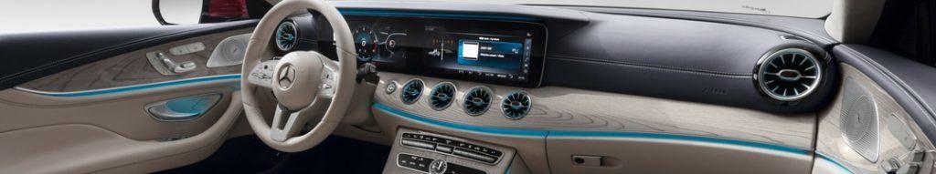 2019 mercedes-benz cls energizing comfort interior