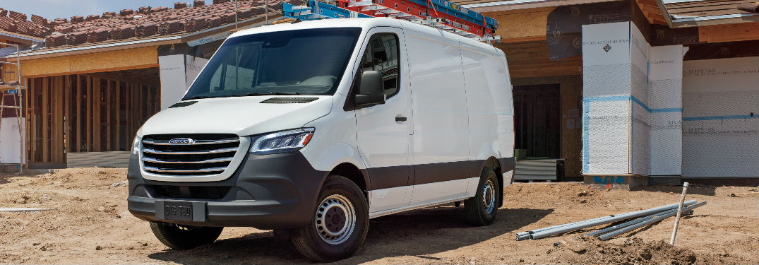 2019 Mercedes-Benz Sprinter Cargo Van Exterior Color Options