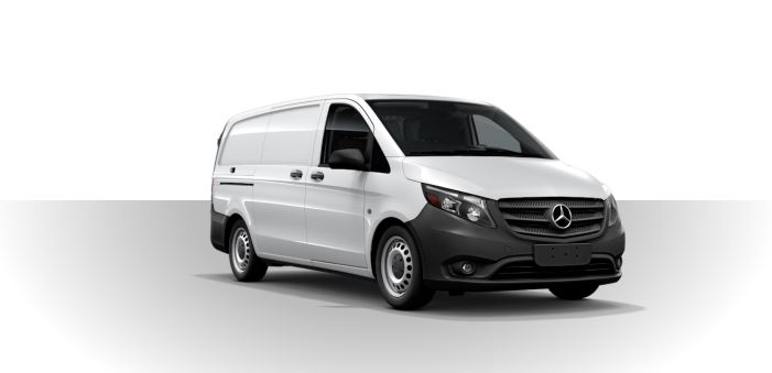 2019 Mercedes-Benz Metris Cargo Van arctic white