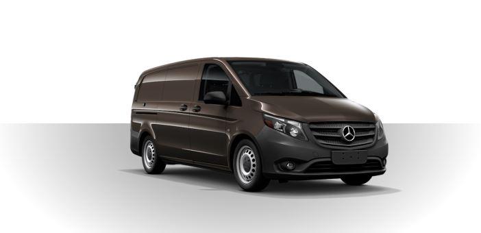 2019 Mercedes-Benz Metris Cargo Van dolomite brown