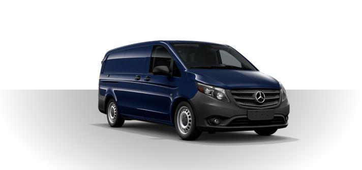 2019 Mercedes-Benz Metris Cargo Van blue